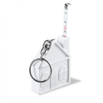 Брелок-рулетка Home - Белый BB