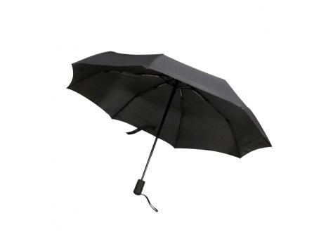 Автоматический противоштормовой зонт Vortex - Черный AA