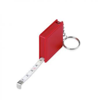 Брелок-рулетка Tape - Красный PP