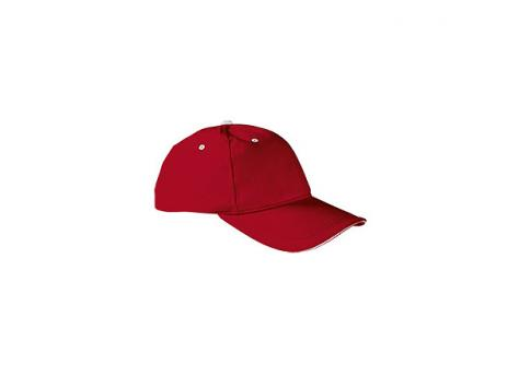 Бейсболка SANDWICH - Красный PP