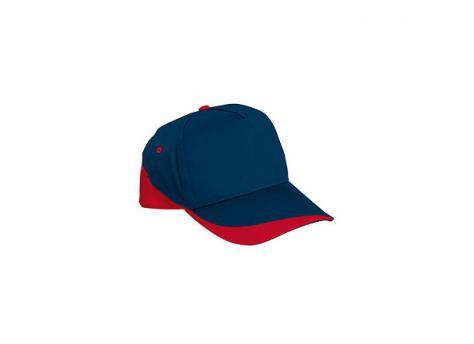 Бейсболка FORT (цветная) - Темно-синий XX