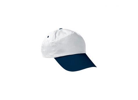 Бейсболка PROMOTION (двухцветная) - Темно-синий XX