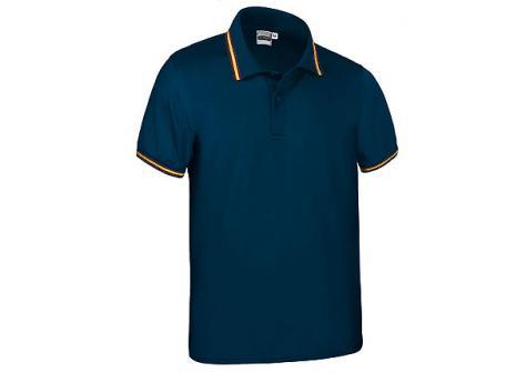 Cпортивная рубашка поло MAASTRICHT (цветная)