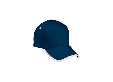 Бейсболка COMBI - Темно-синий XX