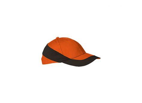 Бейсболка DURAN - Оранжевый OO