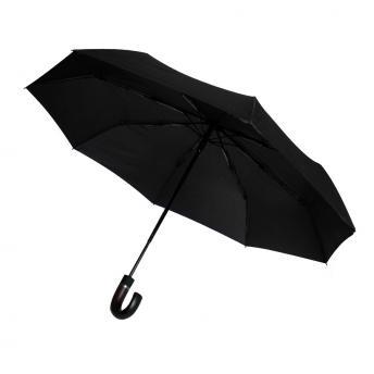 Автоматический противоштормовой зонт Конгресс - Черный AA