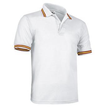 Рубашка поло COMBI (белая)
