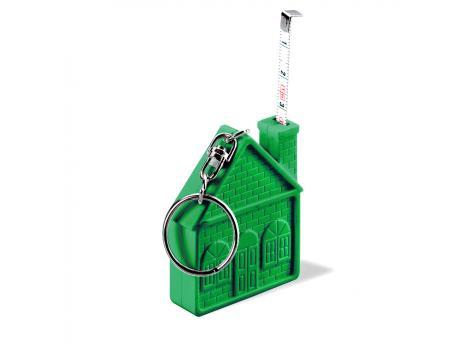 Брелок-рулетка Home - Зеленый FF
