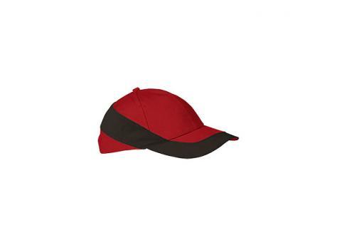 Бейсболка DURAN - Красный PP