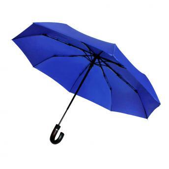 Автоматический противоштормовой зонт Конгресс - Синий HH