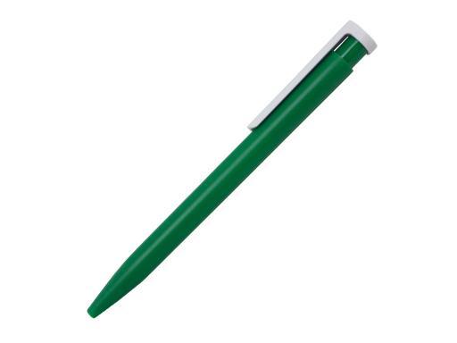 Ручка шариковая Stanley, пластик, зеленый/белый артикул 201132-B/GR-348