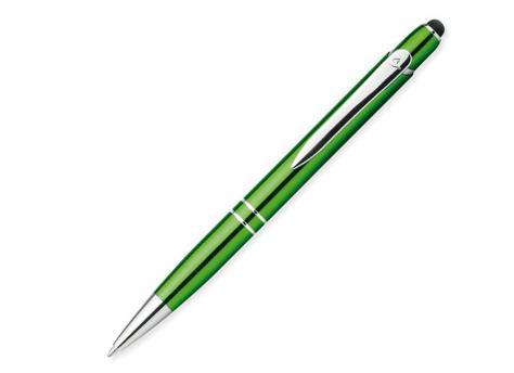 Ручка шариковая, металл, салатовый Marietta Touch артикул 13566-41