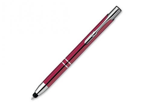 Ручка шариковая, металл, бордовый Oleg Touch артикул 12509-34