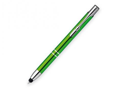Ручка шариковая, металл, салатовый Oleg Touch артикул 12509-41