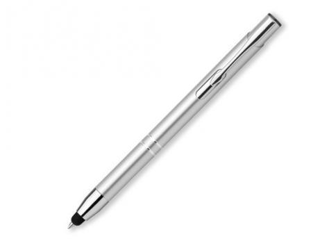 Ручка шариковая, металл, серебро Oleg Touch артикул 12509-19
