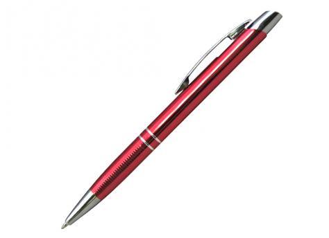 Ручка шариковая, металл, Marietta, красный, дизайн Santini артикул 13524-05