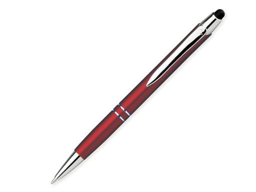 Ручка шариковая, металл, бордовый Marietta Stylus артикул 13572-34