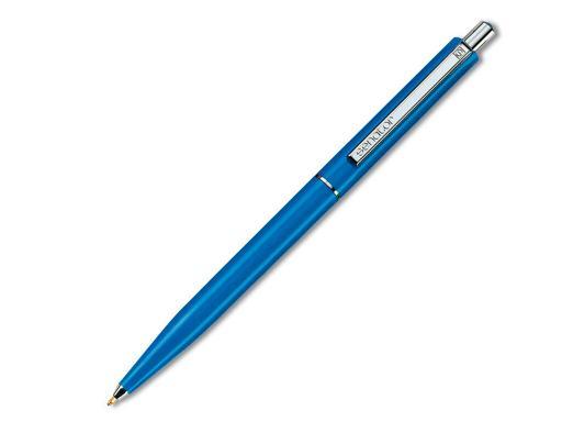"Ручка шариковая автоматическая ""Point Polished"" X20 синий (Senator) артикул 3217-2935/103962"