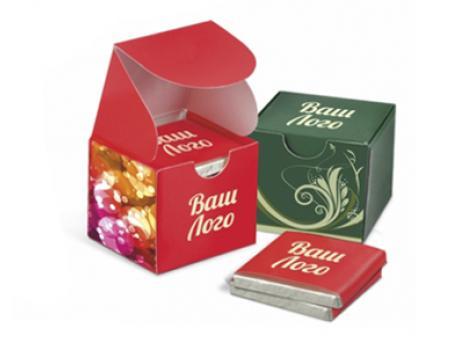 Шоколадный набор «Кубик»