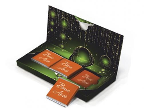 Шоколадный набор «Минибук»