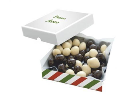 Ореховое ассорти в шоколаде «Шкатулка»